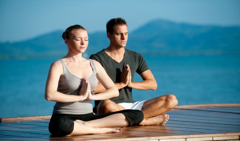The Influence Of A Yoga Exercise Program For Young Adults